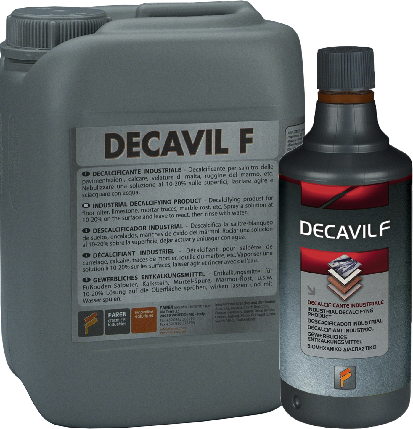 DECAVIL F - 750ml