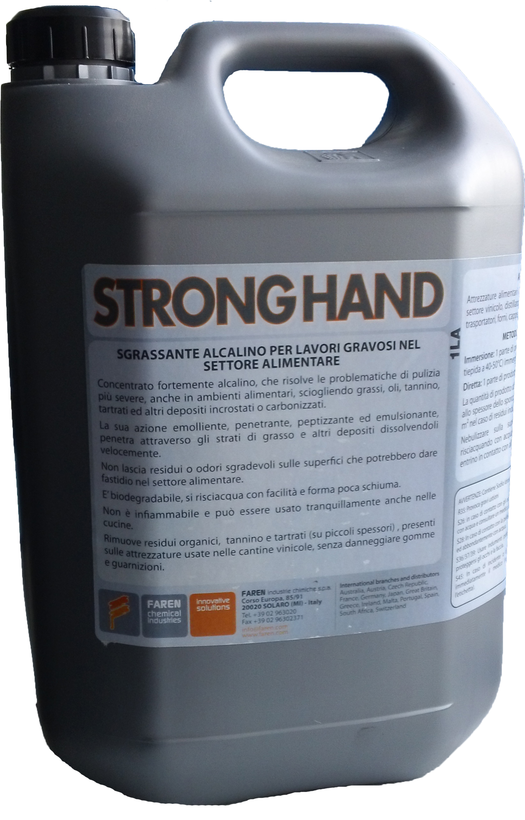 STRONG HAND - 5 kg